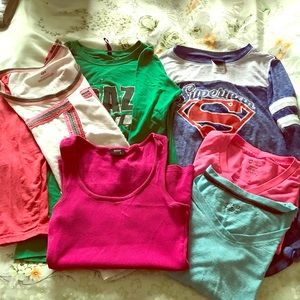 Other - 6 Cute T-Shirts